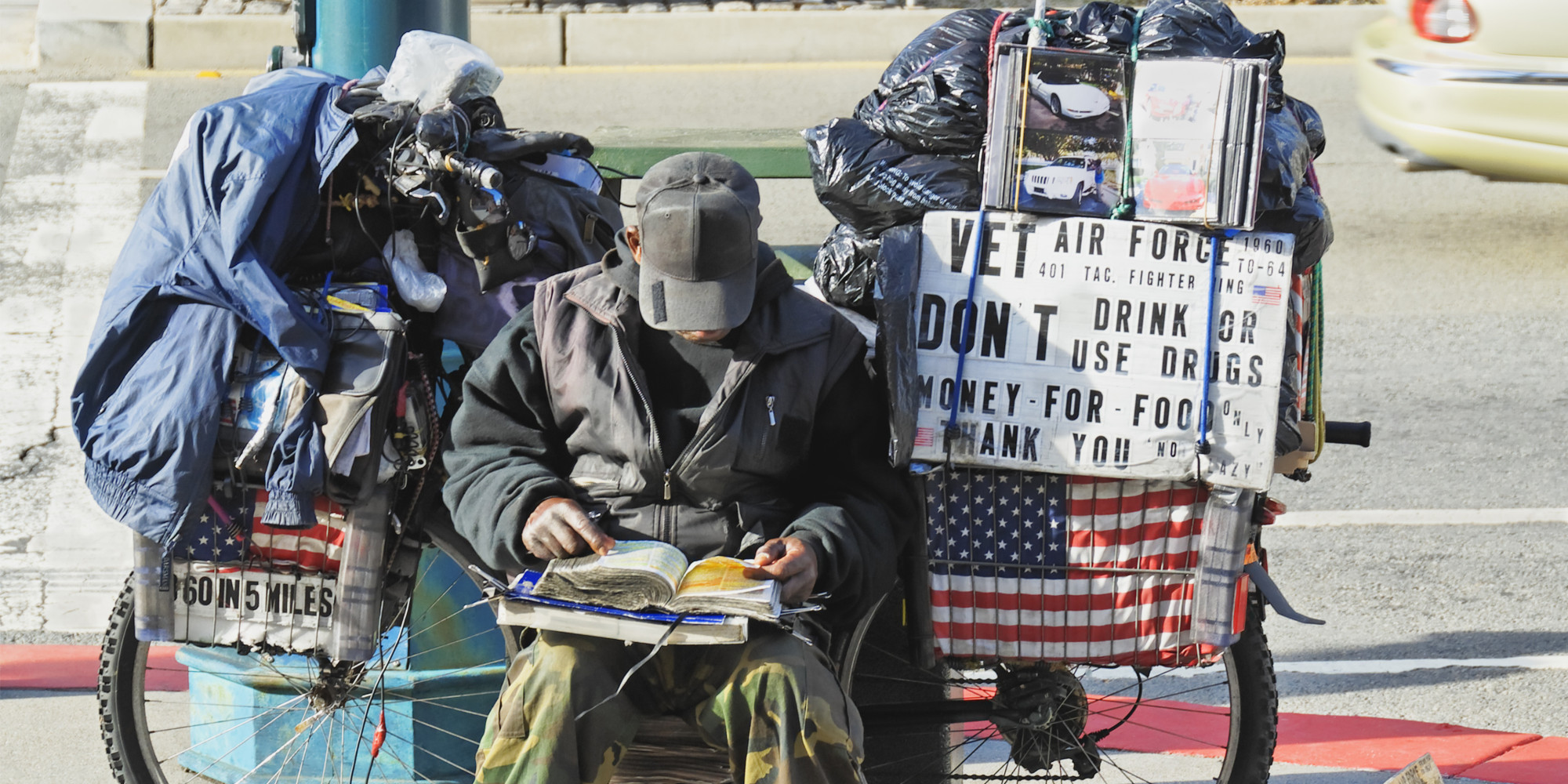 Image result for homeless vet 2018